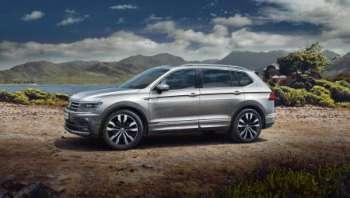 Volkswagen «прокачал» и электрифицировал Tiguan